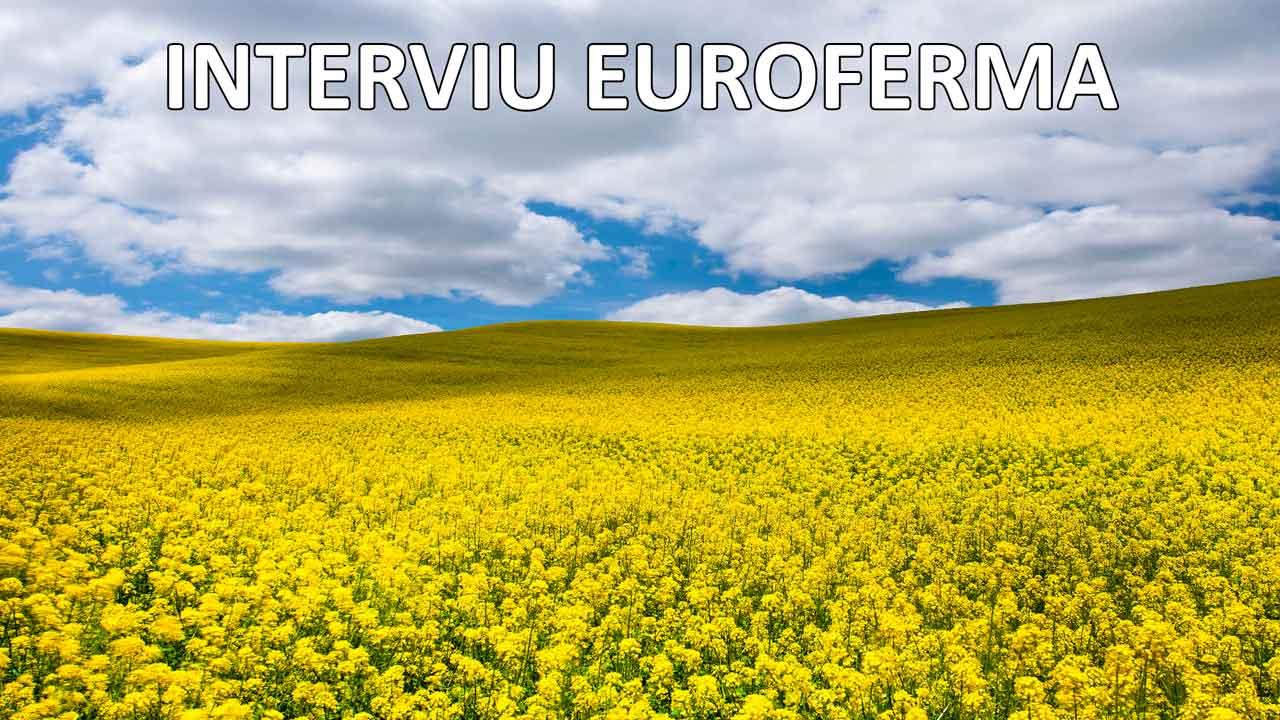 Interviu Euroferma – Arta din agricultura