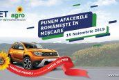 """NETagro lansează a doua ediție a Concursului dedicat fitofarmaciilor -""""Punem afacerile românești în mișcare!"""""""