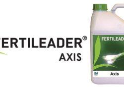 Fertileader Axis – un biostimulator necesar in tehnologie
