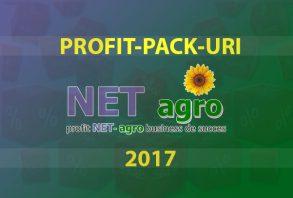 Profit-pack-uri NETagro 2017